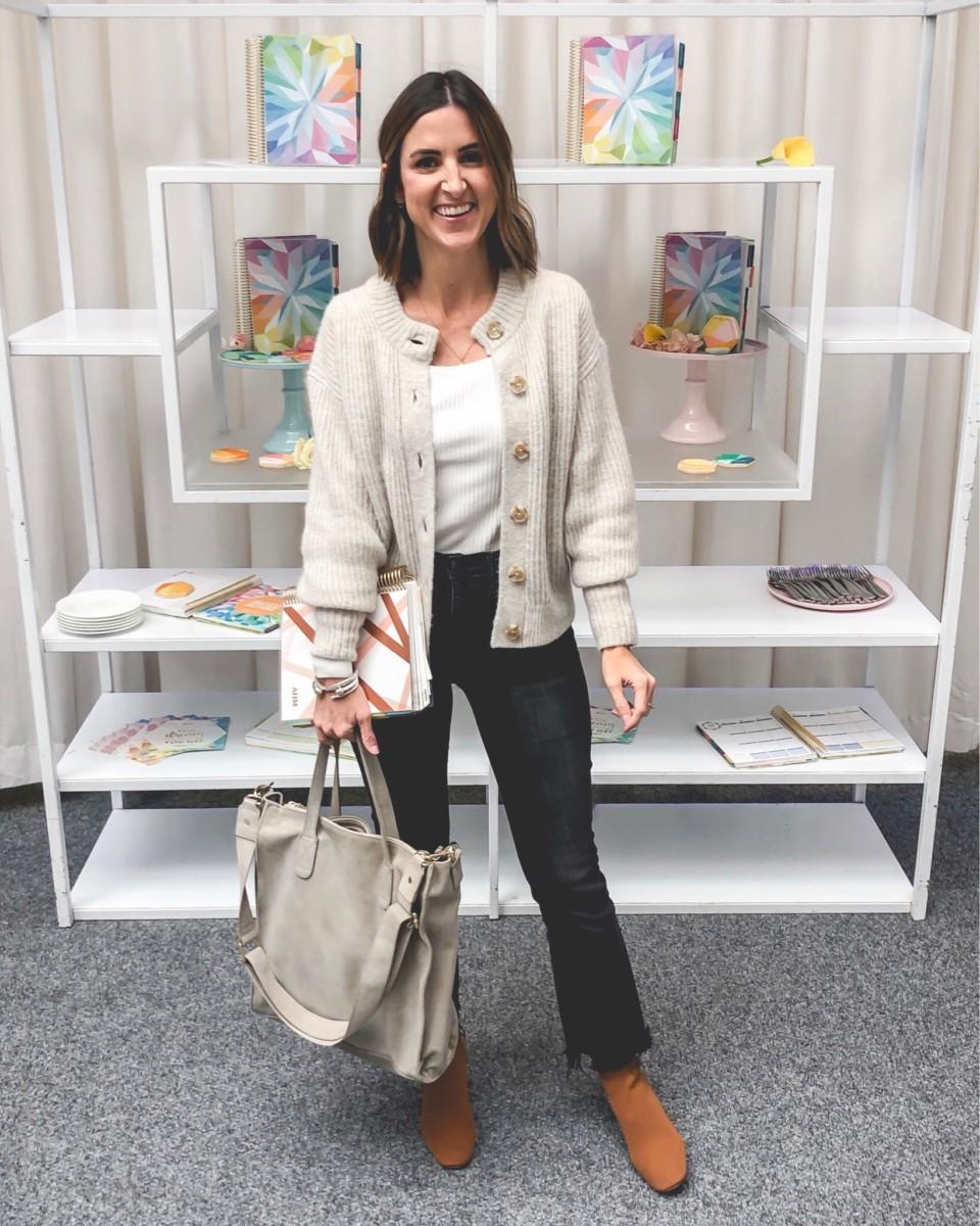 Erin Condren LifePlanner | Cobalt Chronicles | Houston Style Blogger