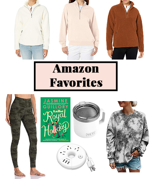 November Amazon Favorites | Cobalt Chronicles | Houston Style Blogger