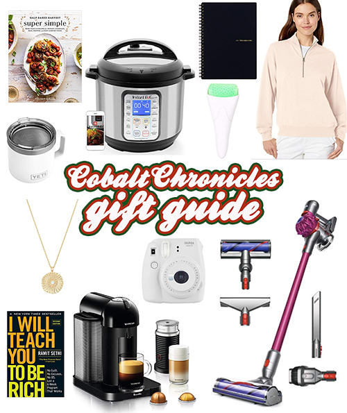 Last Minute Gift Ideas | Cobalt Chronicles | Houston Style Blogger