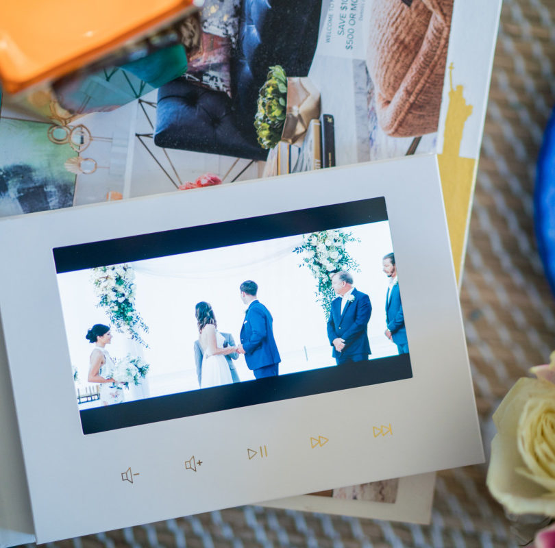 Wedding Video Album: Papermotion | Cobalt Chronicles | Houston Style Blogger