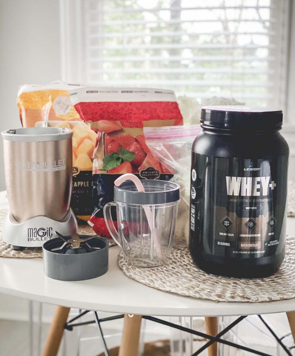 3 Easy Protein Smoothie Recipes | Cobalt Chronicles | Houston Lifestyle Blogger