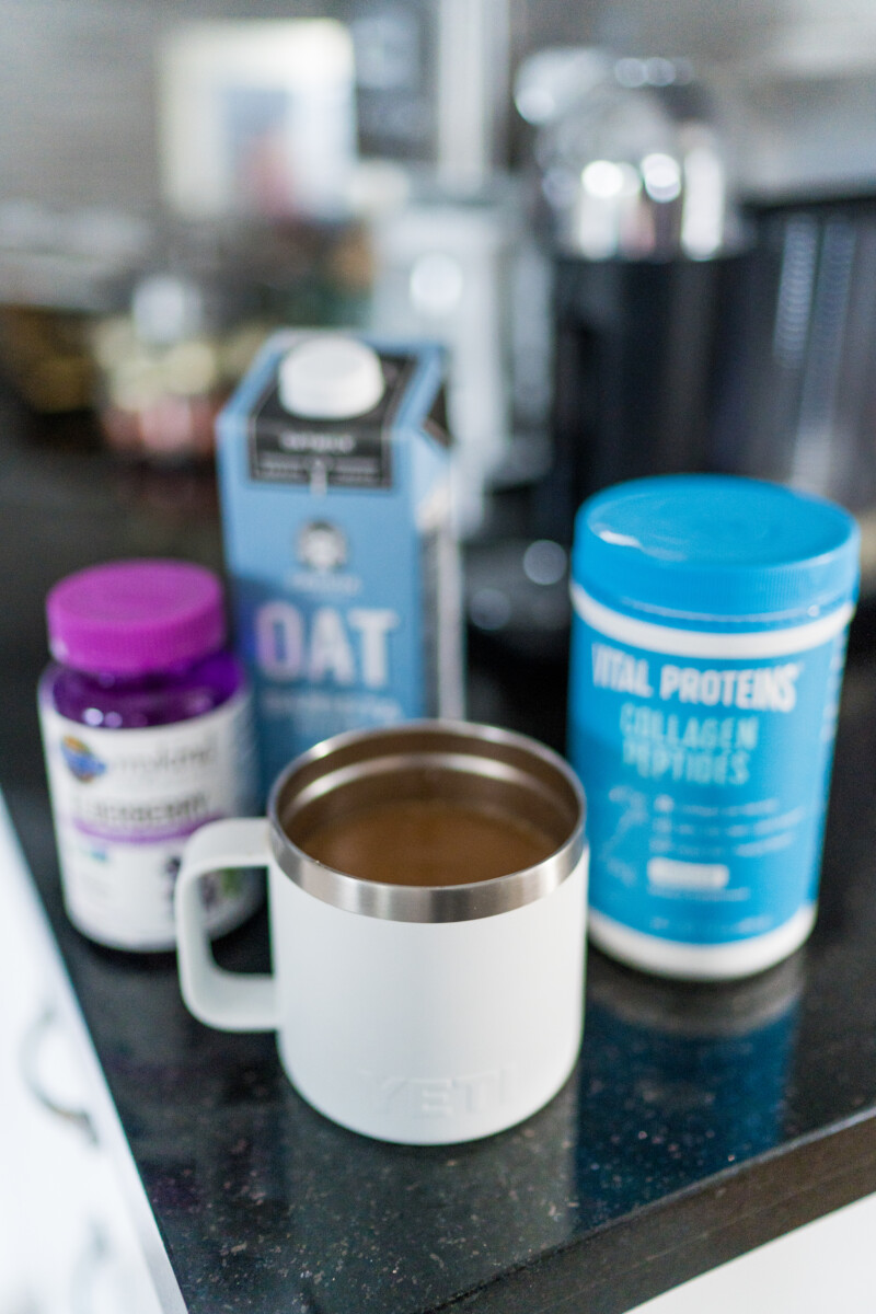 My Morning Coffee Essentials | Cobalt Chronicles | Houston Lifestyle Blogger