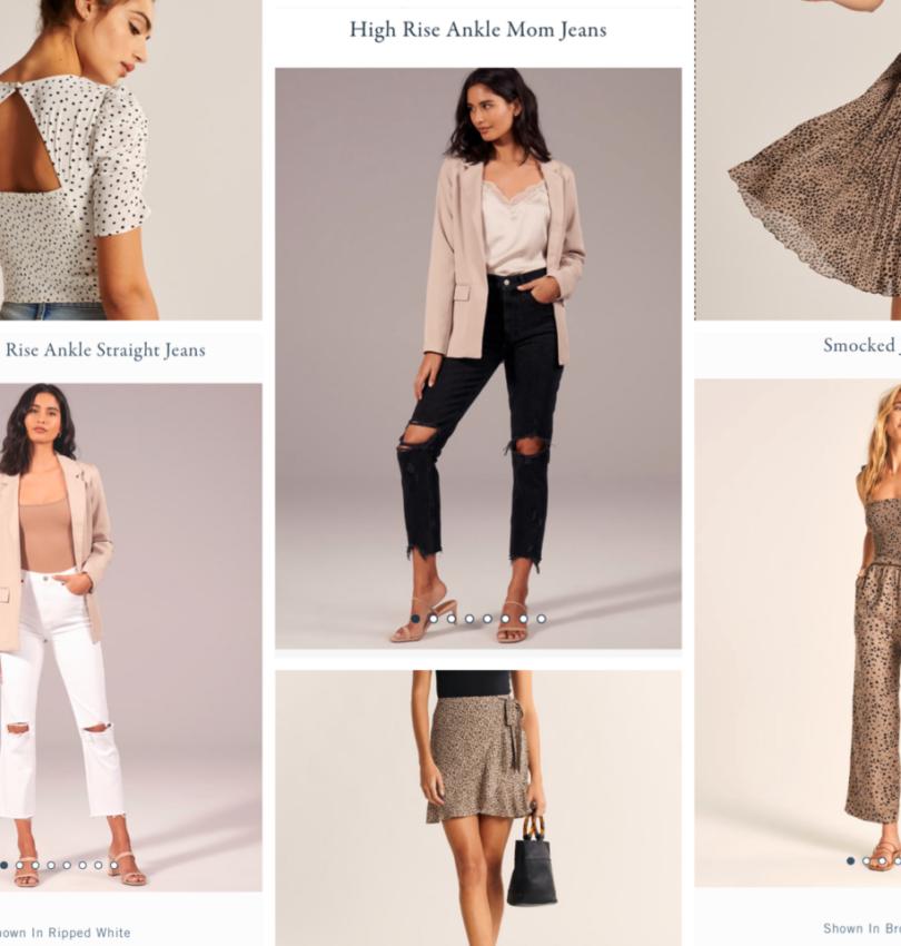 Abercrombie Sale Picks   Cobalt Chronicles   Houston Style Blogger