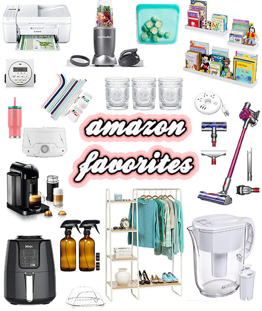 Amazon Home Essentials | Cobalt Chronicles | Houston Lifestyle Blogger