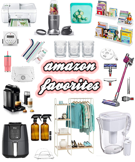 Amazon Home Essentials | Cobalt Chronicles | Houston Lifestyle Blogger