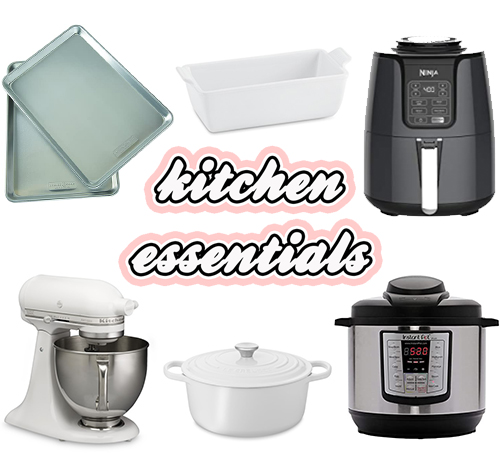 Quarantine Kitchen Essentials | Cobalt Chronicles | Houston Lifestyle Influencer