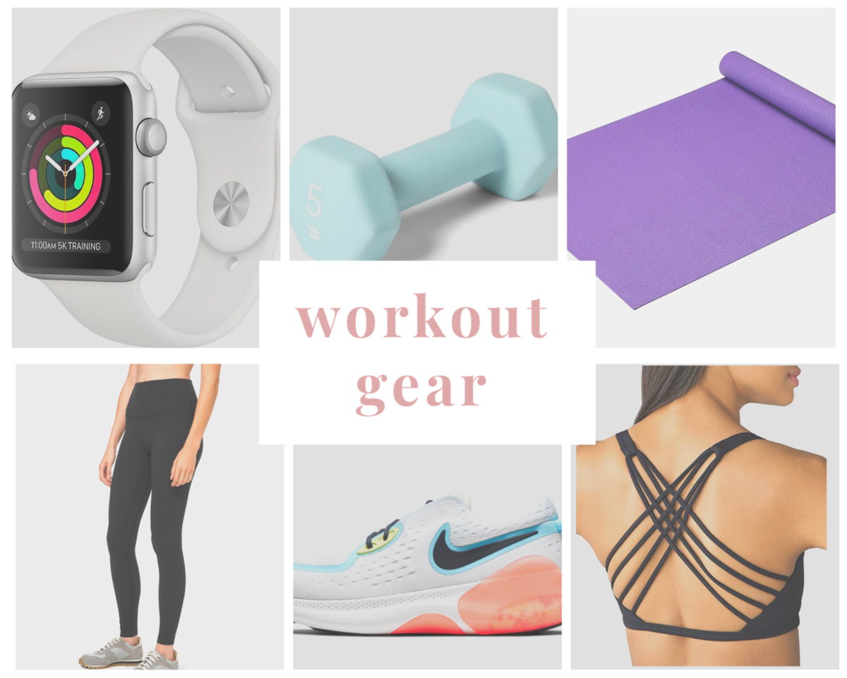At Home Workouts and At Home Workout Gear | Cobalt Chronicles | Houston Blogger