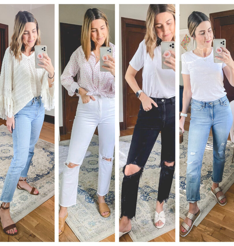 Best Work From Home Jeans | Cobalt Chronicles