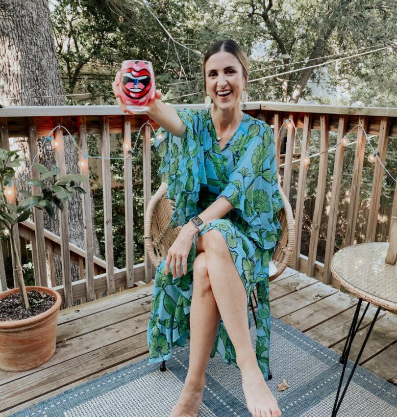 Summer Staples | cabi Derby Dress | Cobalt Chronicles