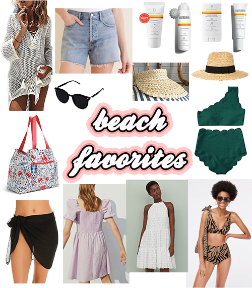 12 Things I'm Packing for the Beach