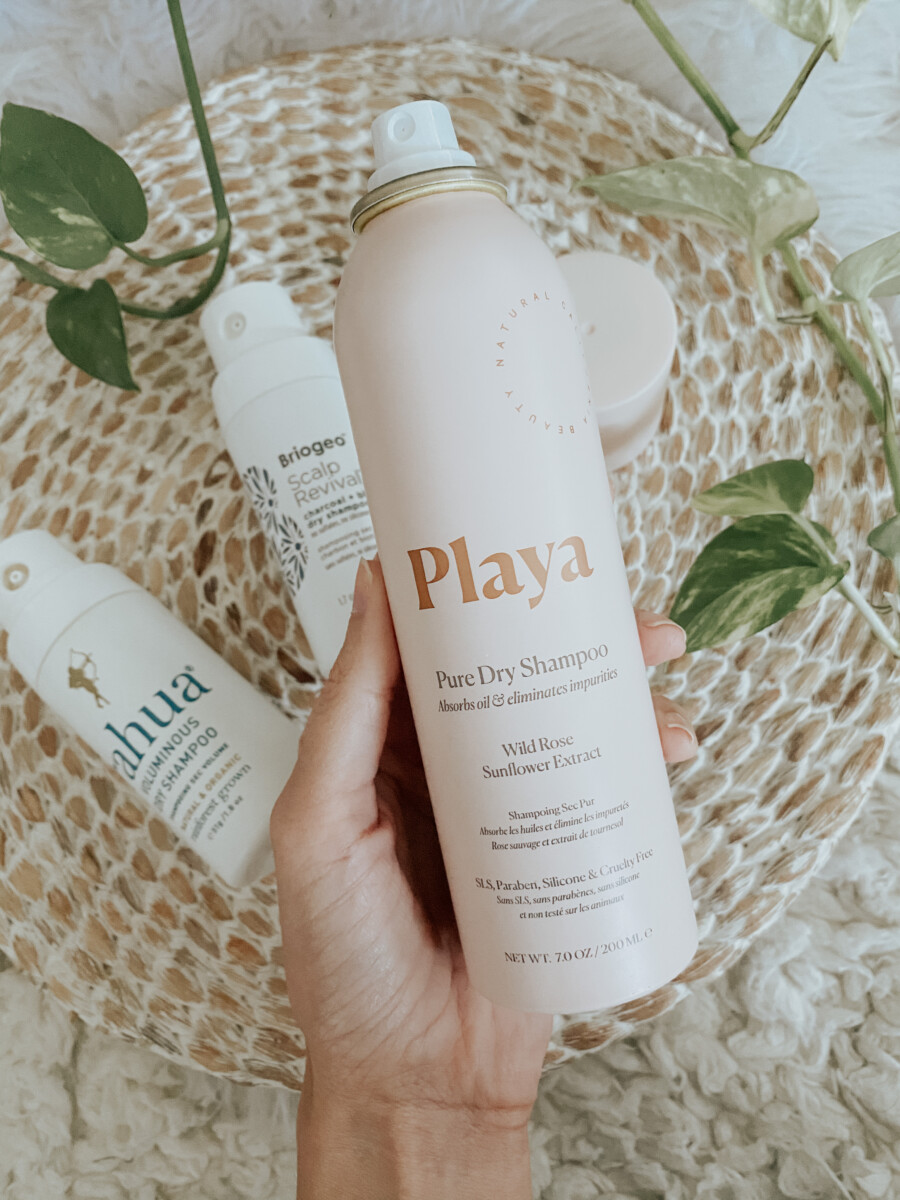 Clean Dry Shampoo | Cobalt Chronicles | Clean Beauty Blogger