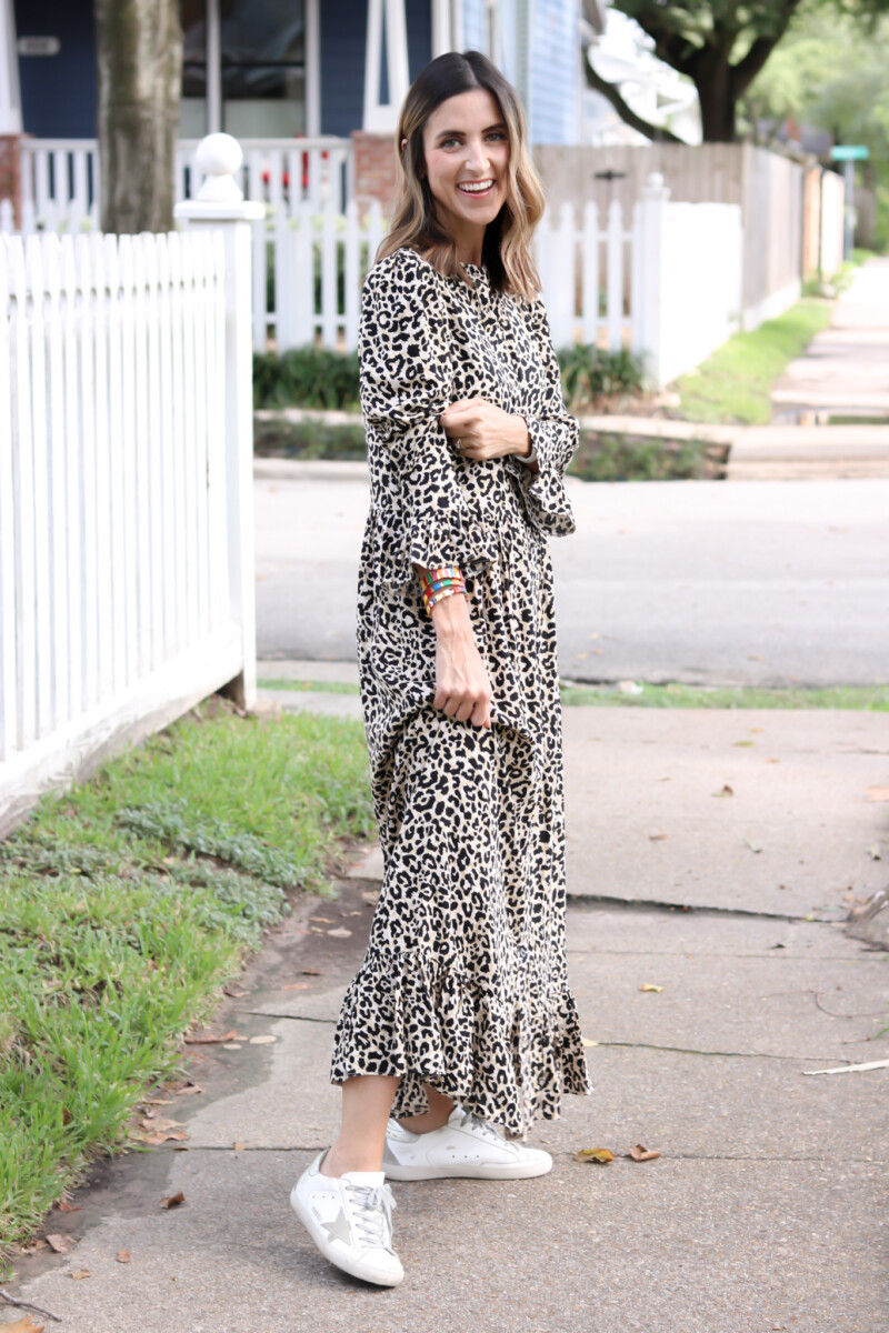 Fall Dresses | Leopard Dress