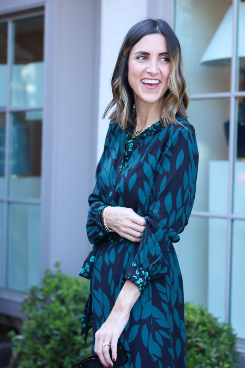 cabi Fall 2020 Style | cabi Autumn Dress