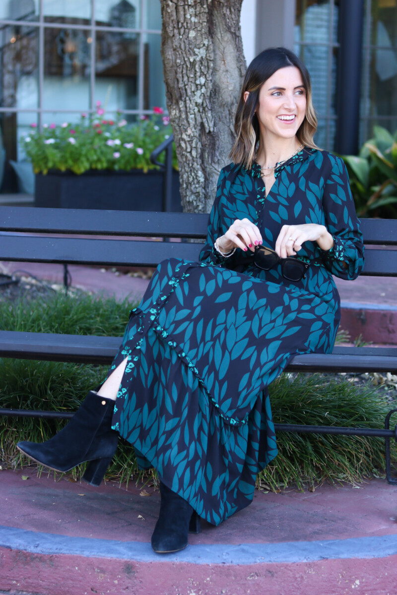 cabi Fall 2020 Style | cabi Autumn Dress