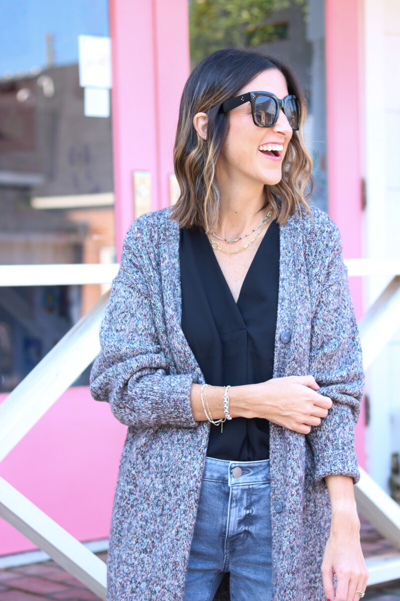 cabi Fall 2020 Collection | cabi Coffee Shop Cardigan