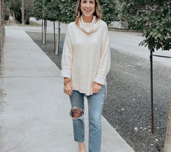 Amazon Fall Sweater