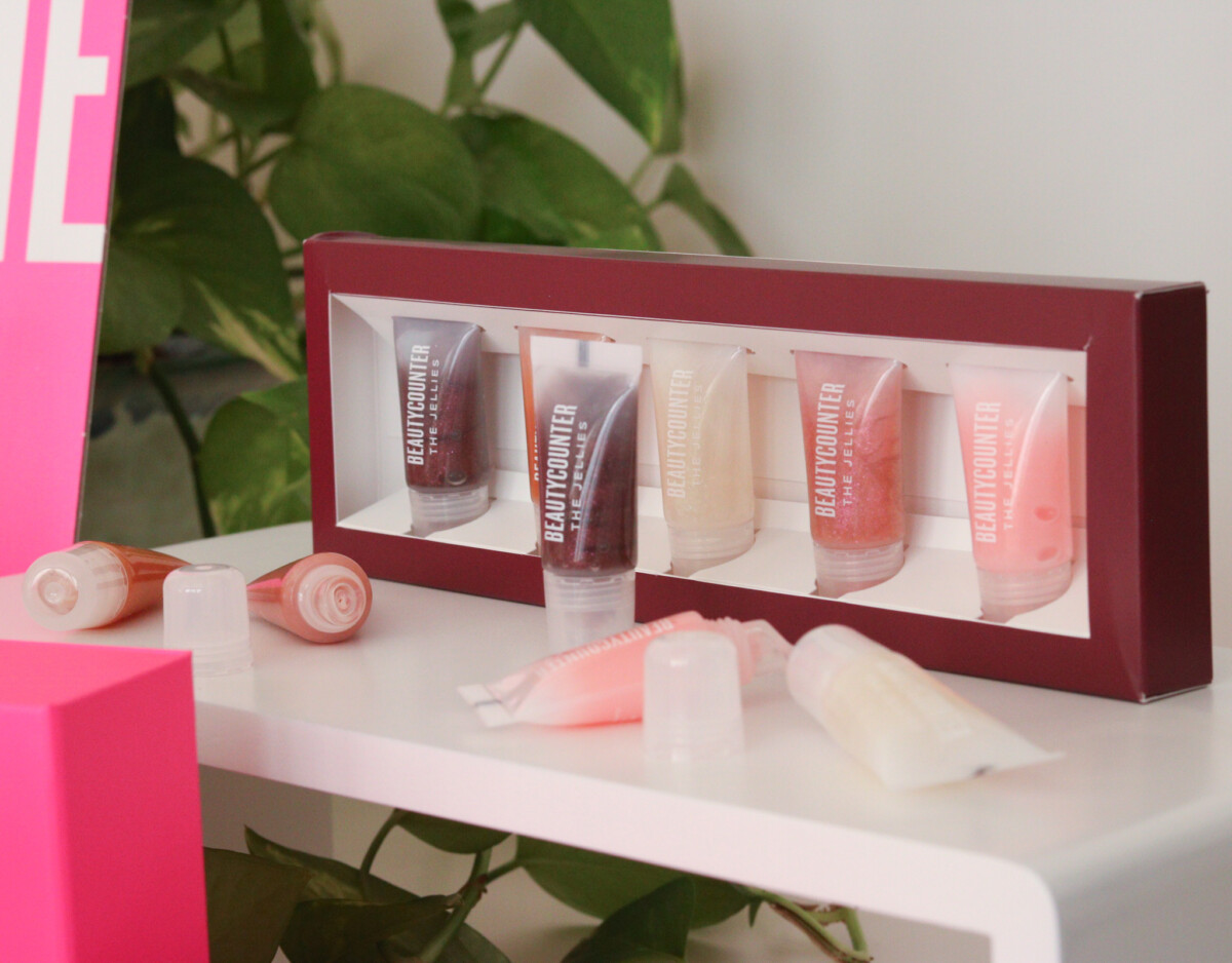 Beautycounter Holiday Jellies