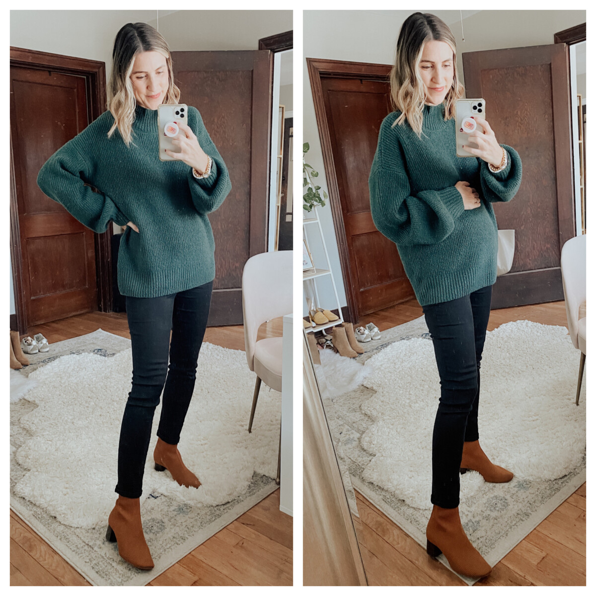 Fall Pregnancy Style