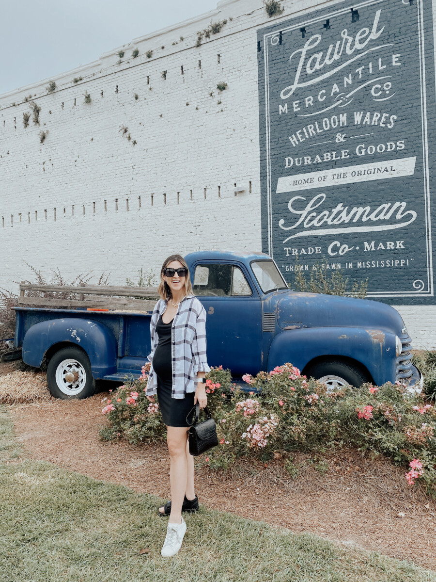 Fall Road Trip During a Pandemic | Laurel, Mississippi